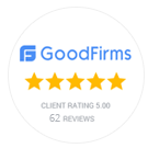 Web and Mobile App Development firm Goodfirms Review