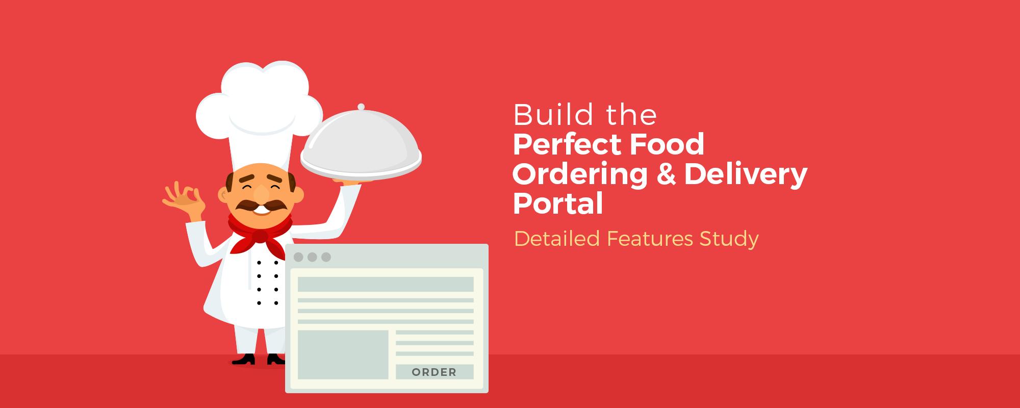 Online Food Delivery Portal Developers