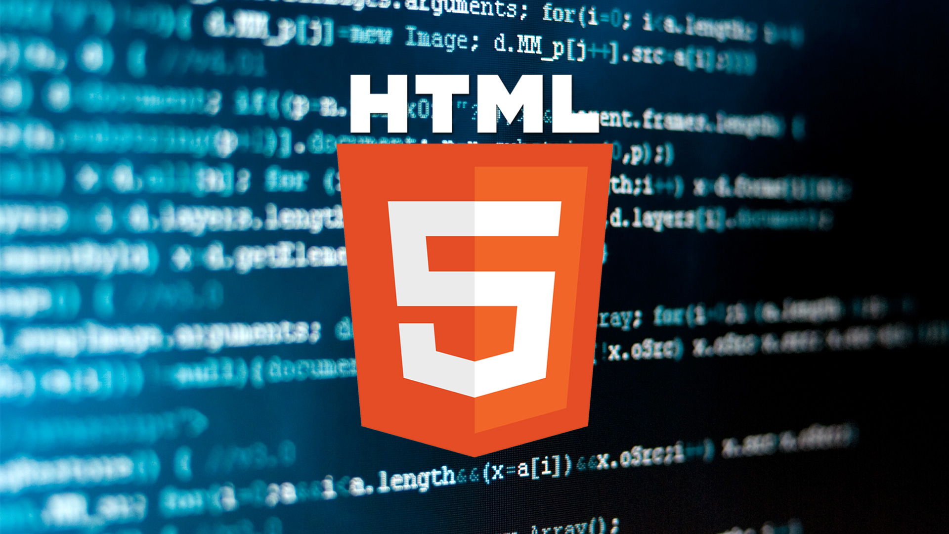 HTML5  Web App Development