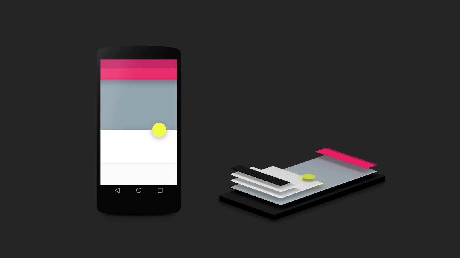 Android UX/UI Design