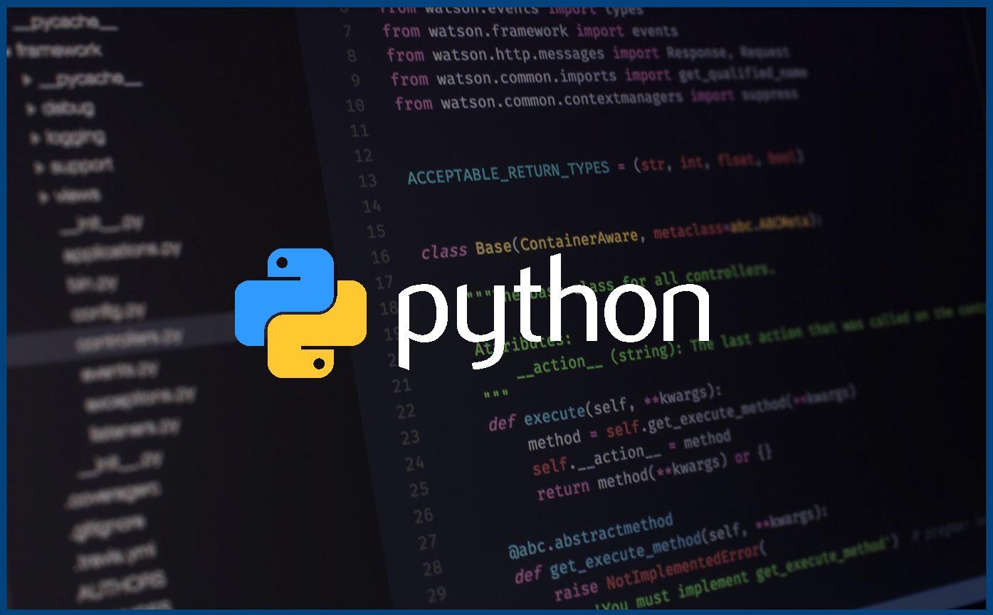 Python Development - Nextbigtechnology