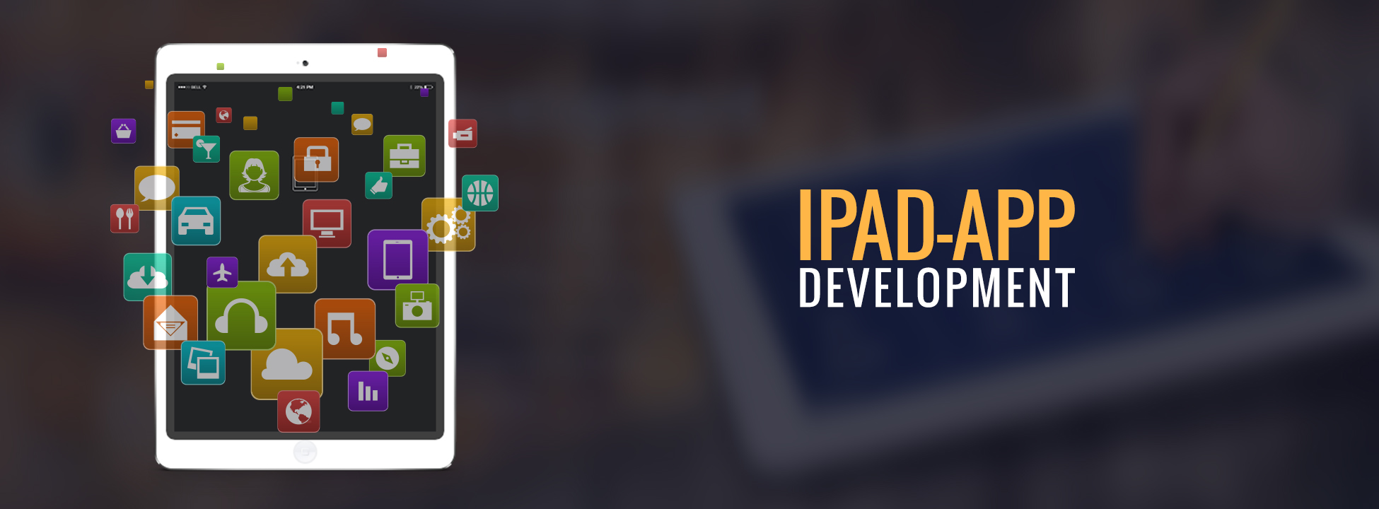 iPad Apps Development - Nextbigtechnology