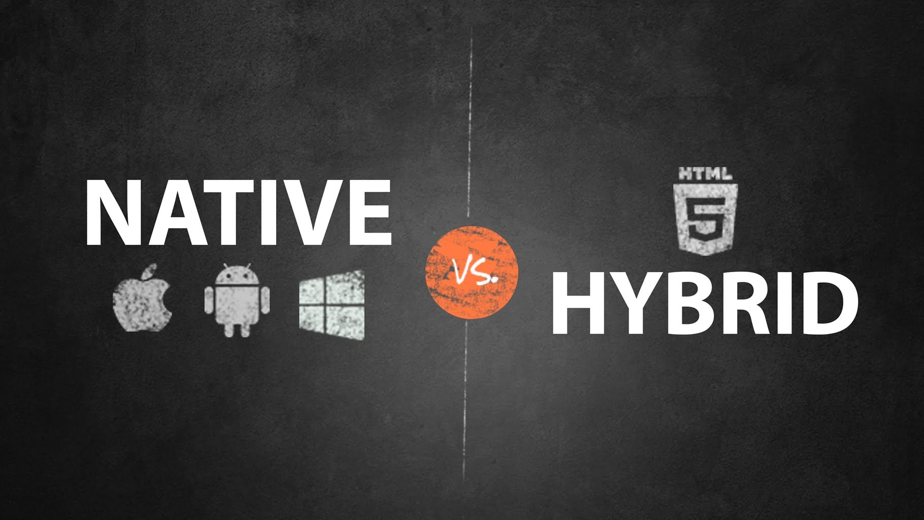 Hybrid Mobile Application Development Company