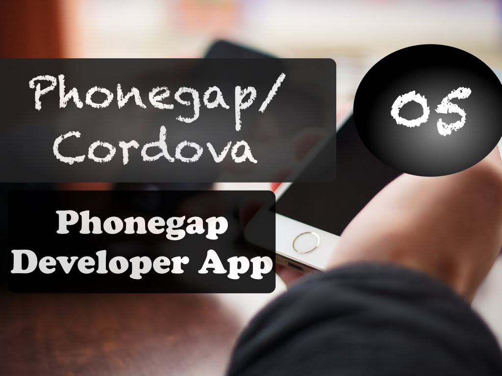 PhoneGap/Cordova App Developers
