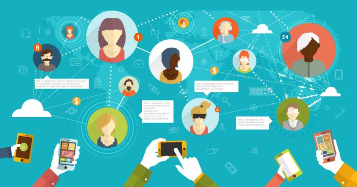 digital media impact over world