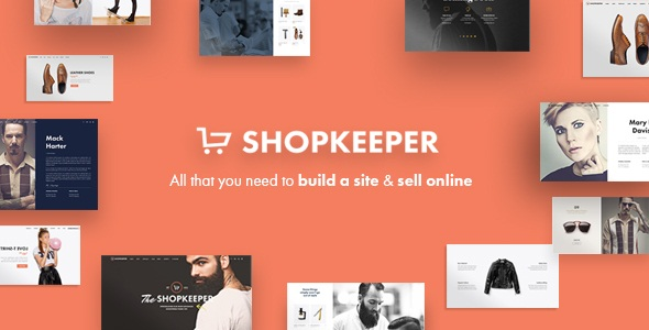 Best Freelance SHOPKEEPER Theme Developers for Hire
