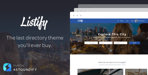 Best Freelance Listify Theme Developers for Hire