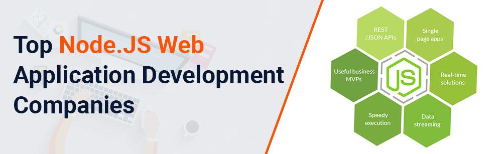 Top Node.js Development Companies in world