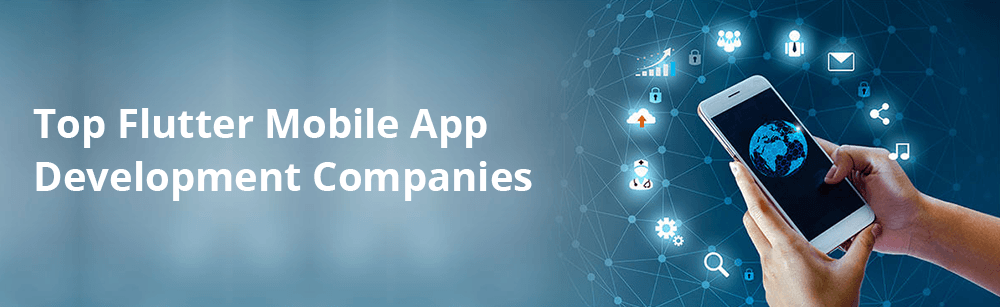 Top FLUTTER application Development Companies in world