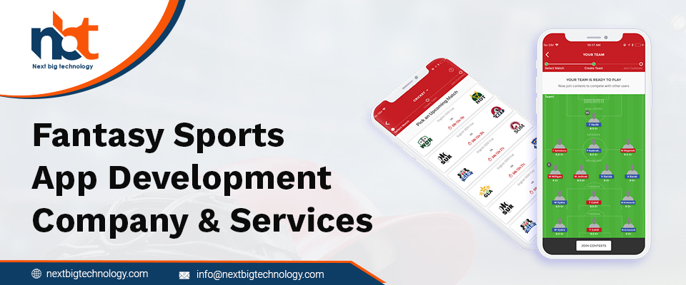 Fantasy Sports App Development Company & Services