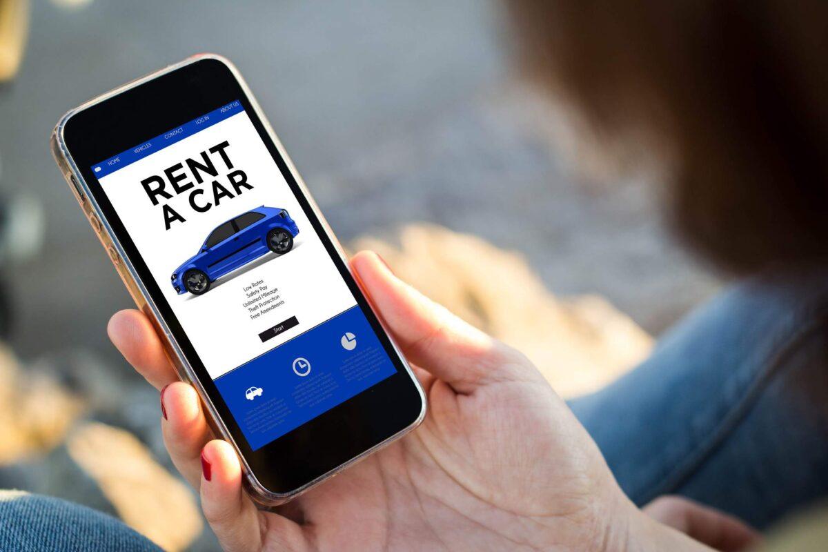 Car Rental App Development Company & Services