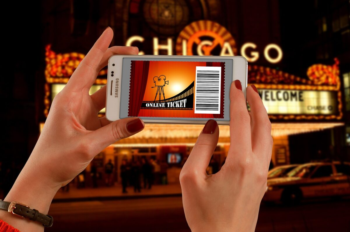 Ticket Booking App Development Company & Services