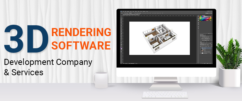3D Rendering Software Development Company & Services