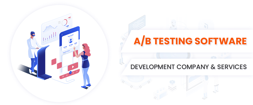 A/B testing software development services