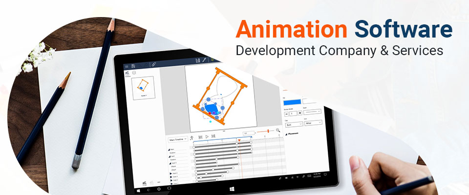 animation software development services