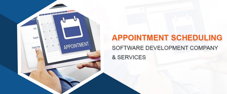 Appointment Scheduling Software Development Services