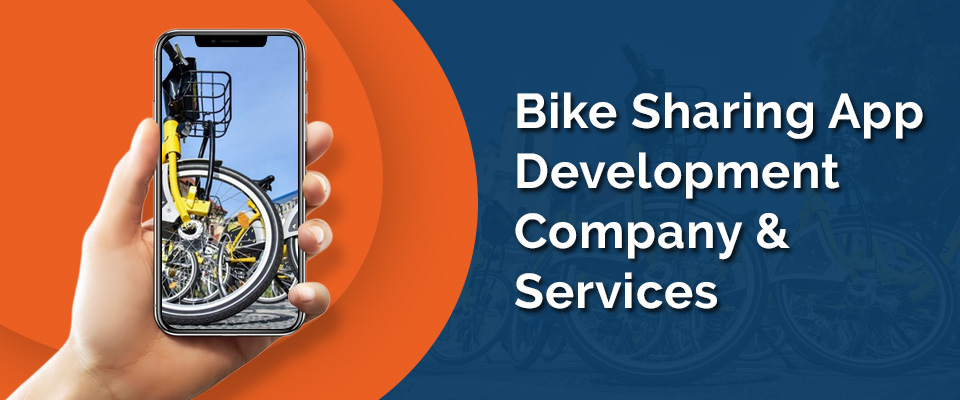 Bike Sharing App Development Company & Services