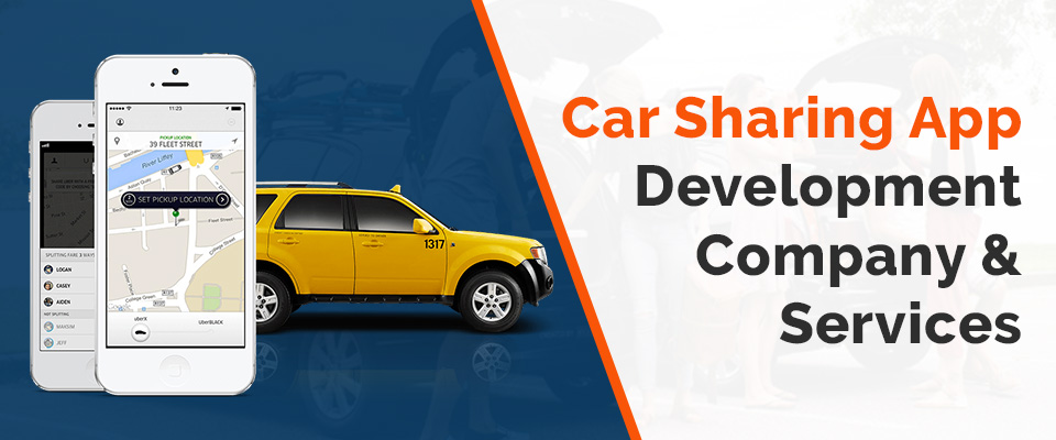 Car Sharing App Development Company & Services