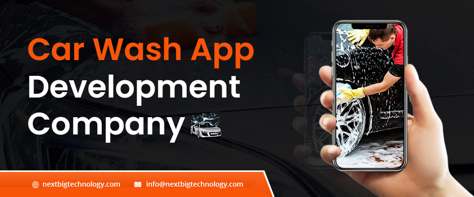 Car Washing Agency App Development