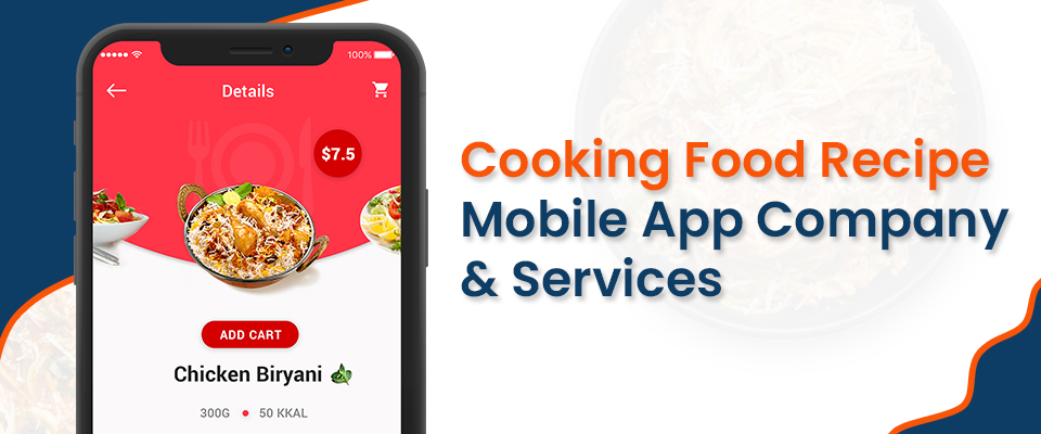 Cooking Food Recipe App Compan