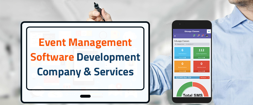 Event Management Software Development Company & Services