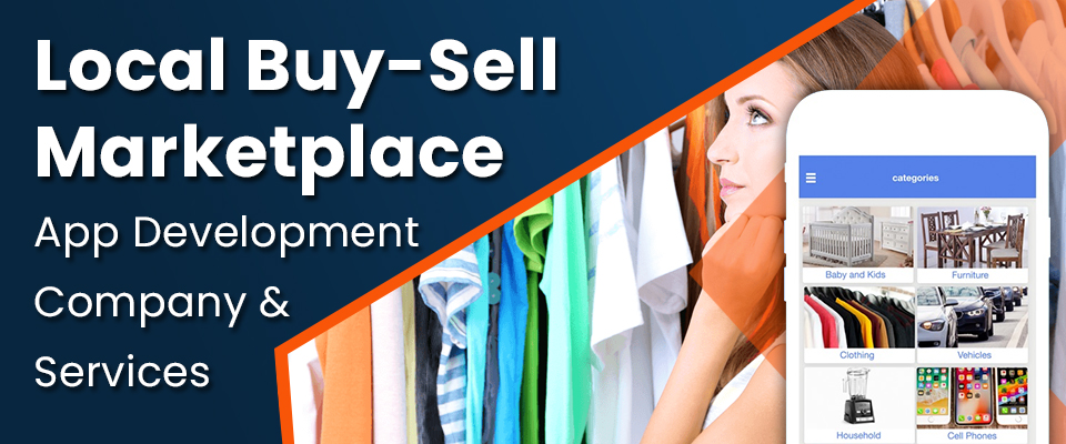 Local Buy-Sell Marketplace App Development Company & Services