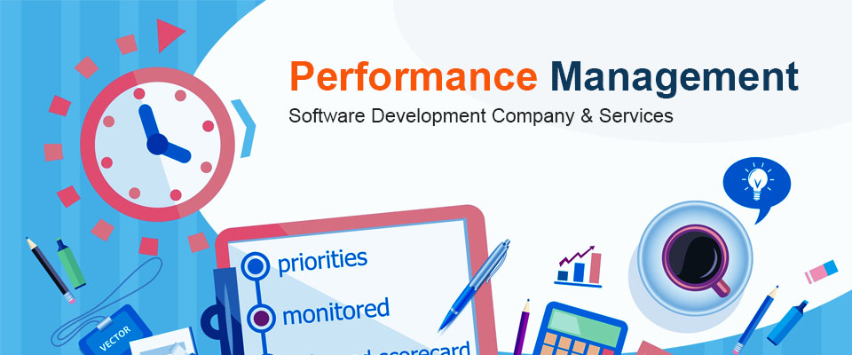 performance management software development company & services