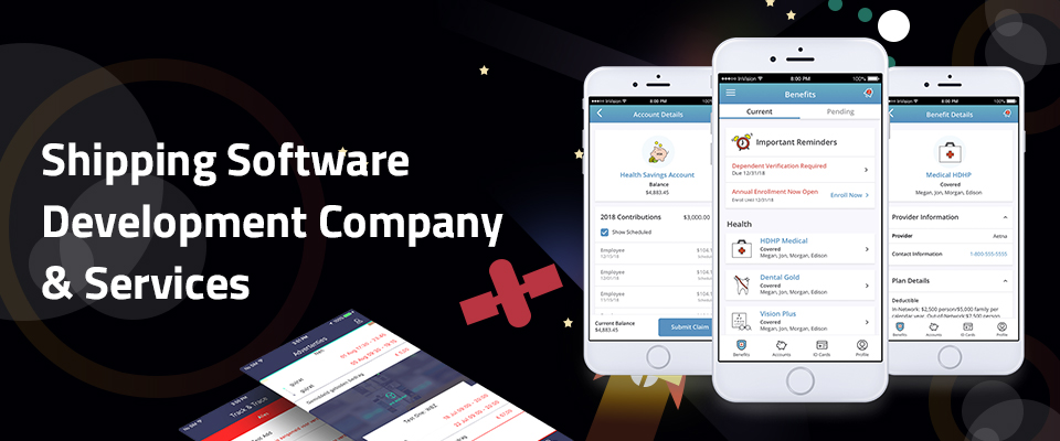 Shipping Software Development Company & Services