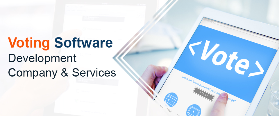 Voting Software Development Company & Services