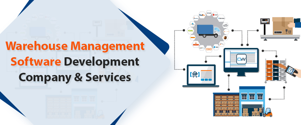 Warehouse Management Software Development Company & Services