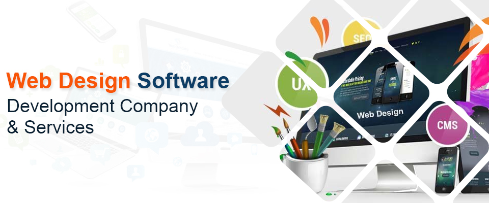 web design software development company & services