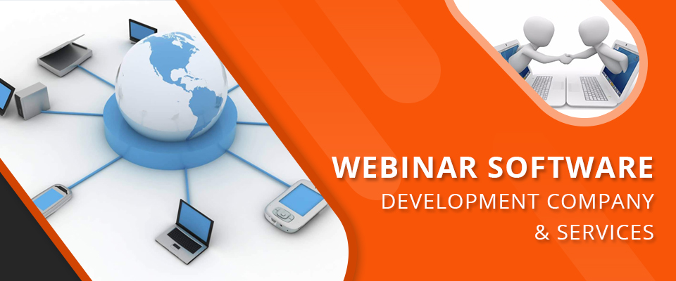Webinar Software Development Company & Services