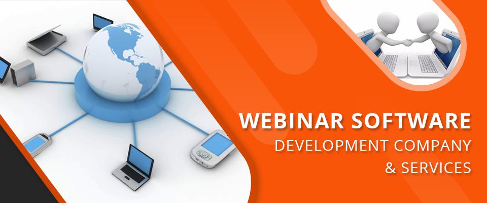 Webinar Software Development Company & Services