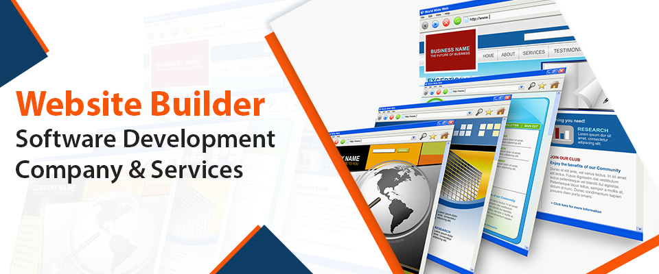 Website Builder Software Development Company & Services