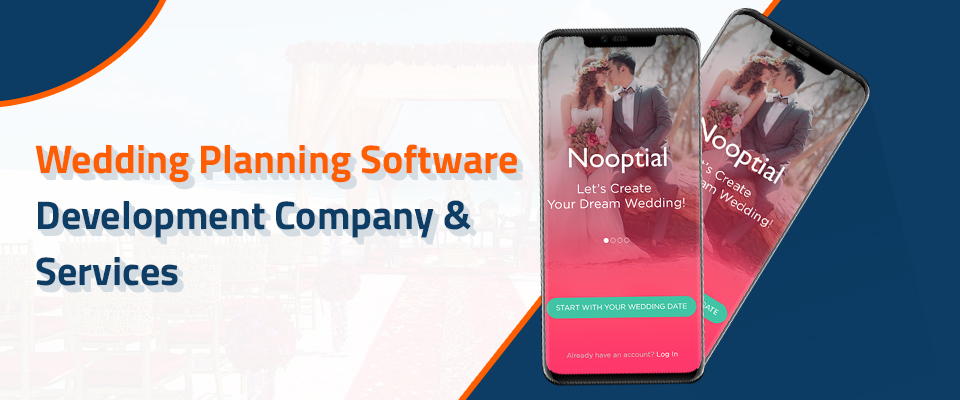 Wedding Planning Software Development Company & Services
