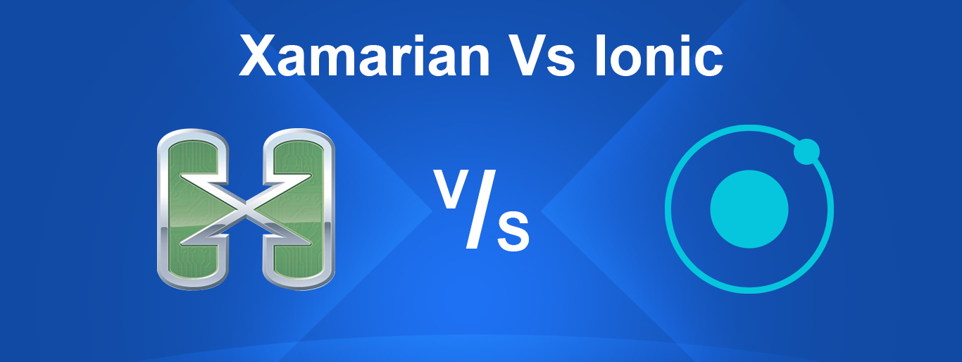 Xamaian VS Ionic