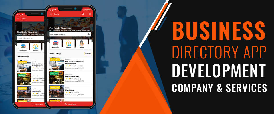 Business Directory App Development Company & Services