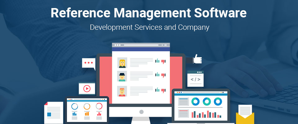 Reference Management Software Development Company