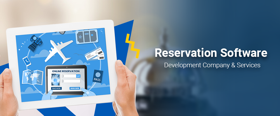 reservation software development company and services
