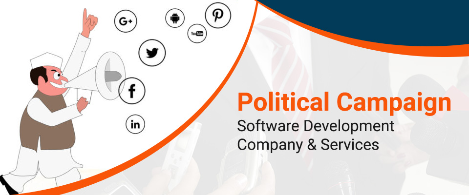 political campaign software development and services