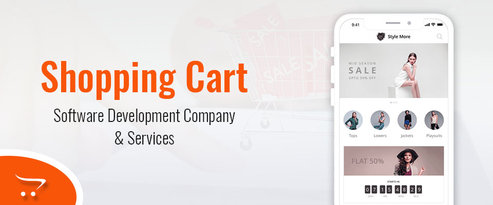 Shopping Cart Software Development Company & Services