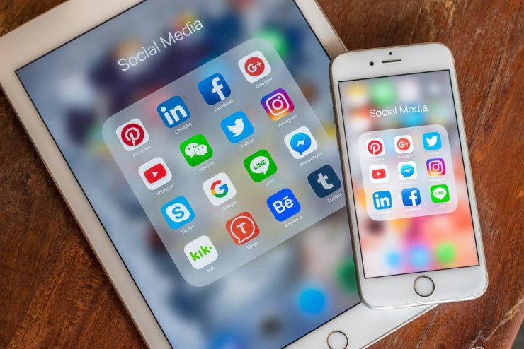 iPad Social Media App Developers