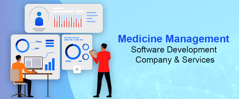 medicine management software development company & services