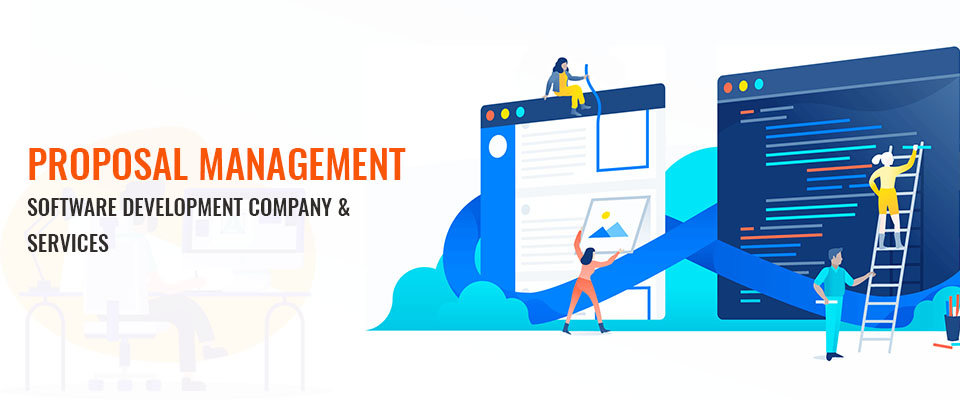 proposal management software development company and services