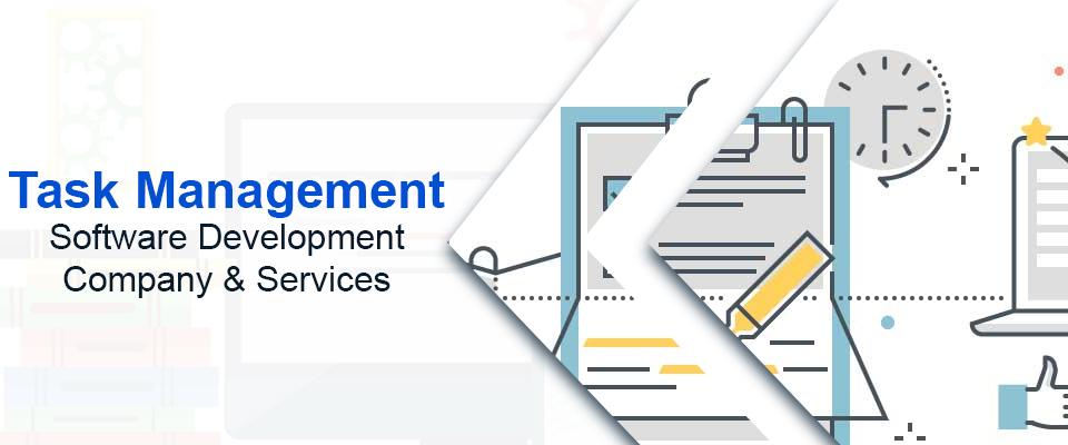 task management software development company & services