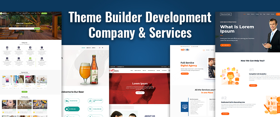 Theme Builder Development Company & Services