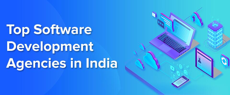 Top Software Development Companies in India