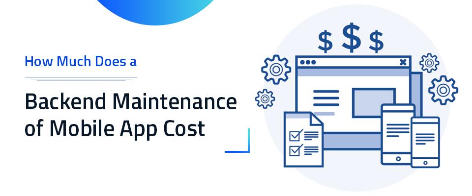 Mobile App Maintenance Cost