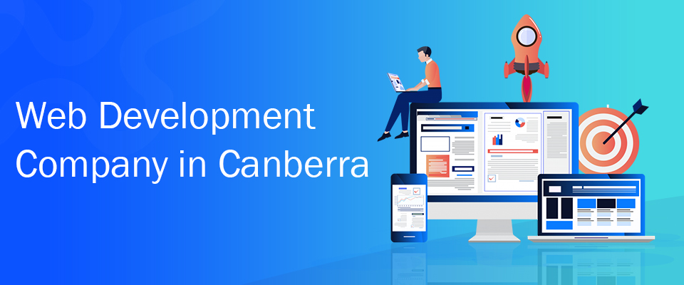 Web Development Company Canberra