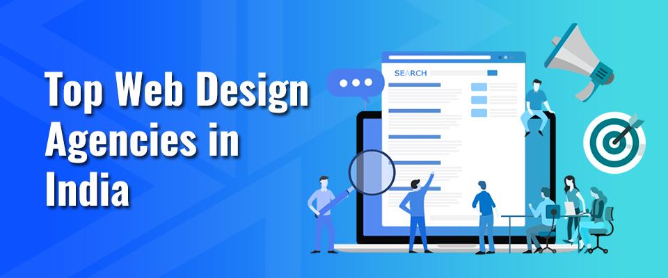 Top Web Design Agencies India